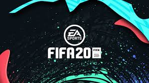 FIFA 20 by EA sports.