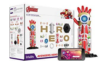 The Little bits Avenger Hero Inventor Kit